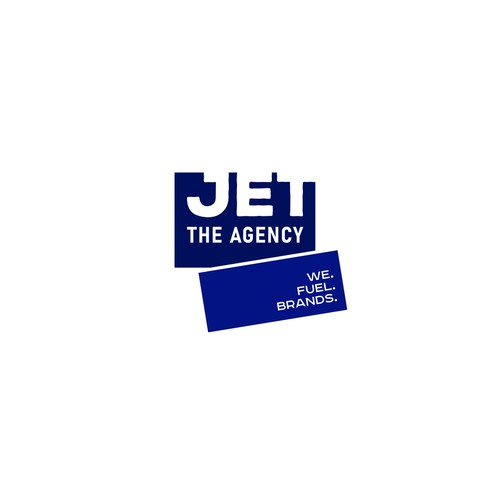 Logo for an advertising agency