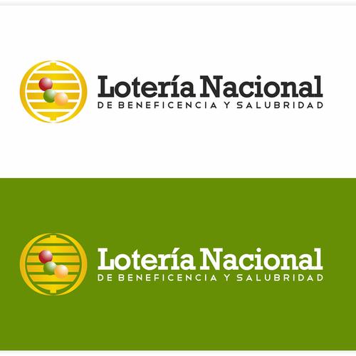 logo for Loteria Nacional