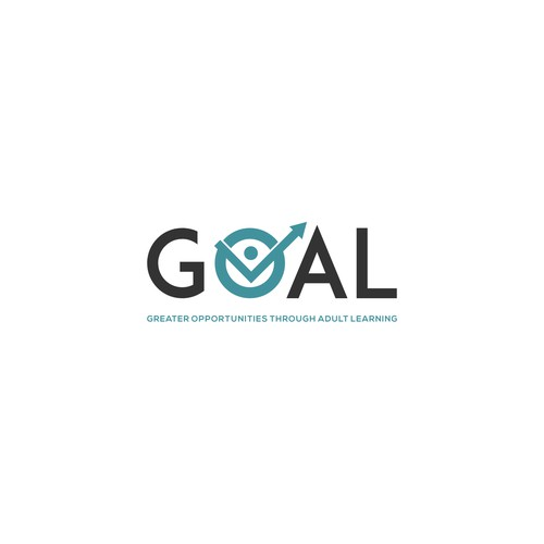 simple logo design for GOAL