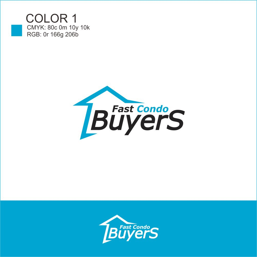 Logo and Branding for condo flipping business