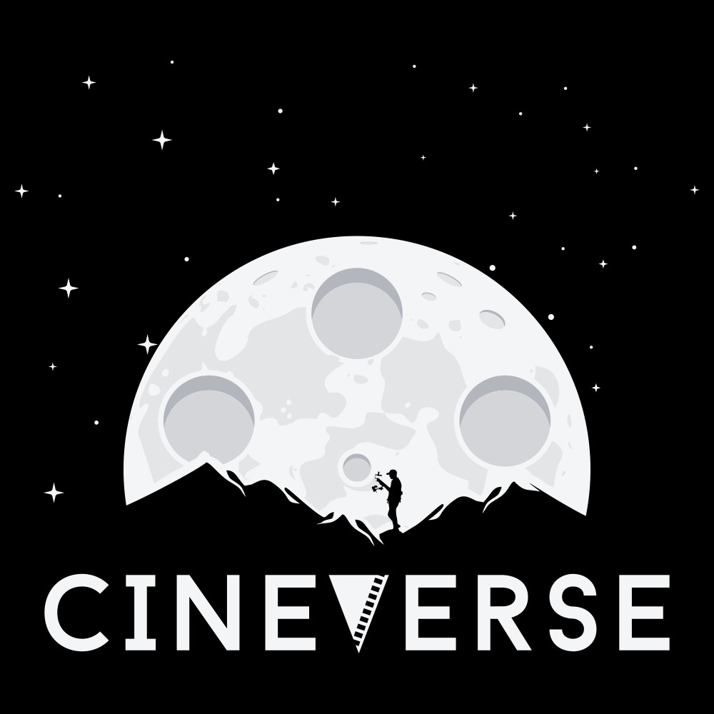 Design an iconic/catchy logo for an upcoming film director