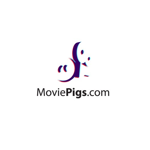 Create capturing branding for MoviePigs.com