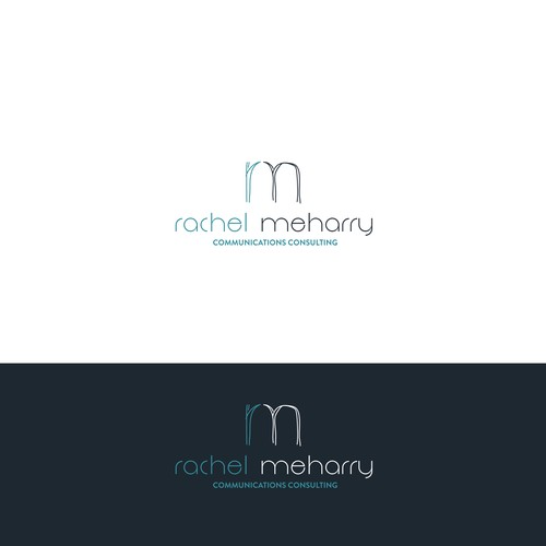 Design a sophisticated logo and business card for a brand new consultant
