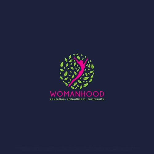Logo for Womanhood