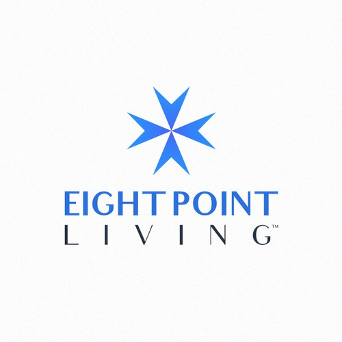 Eight Point Living Logo