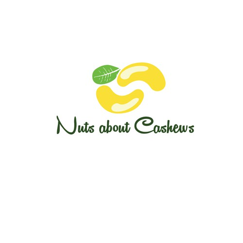 Simple Logo for Nuts and Seeds company