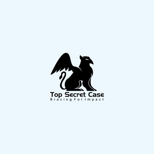 Top Secret Case Logo Design to the next Level