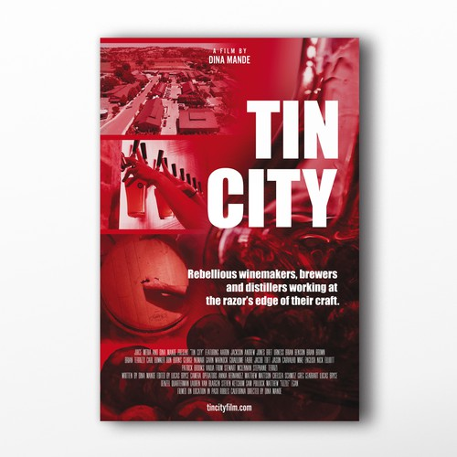 Documentary Poster