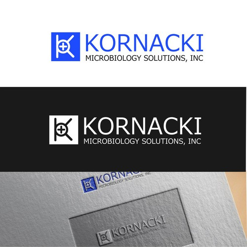 A simple logo for health industry
