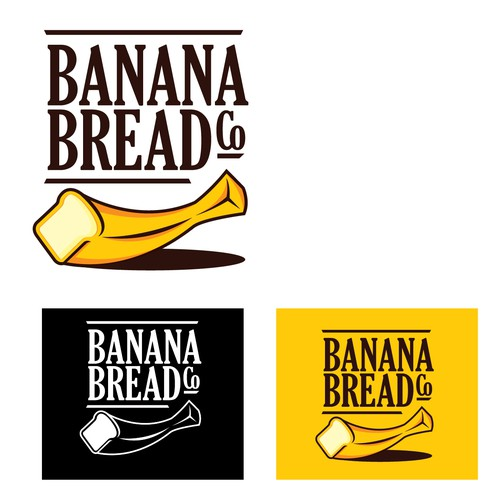 banana bread company looking for a great logo