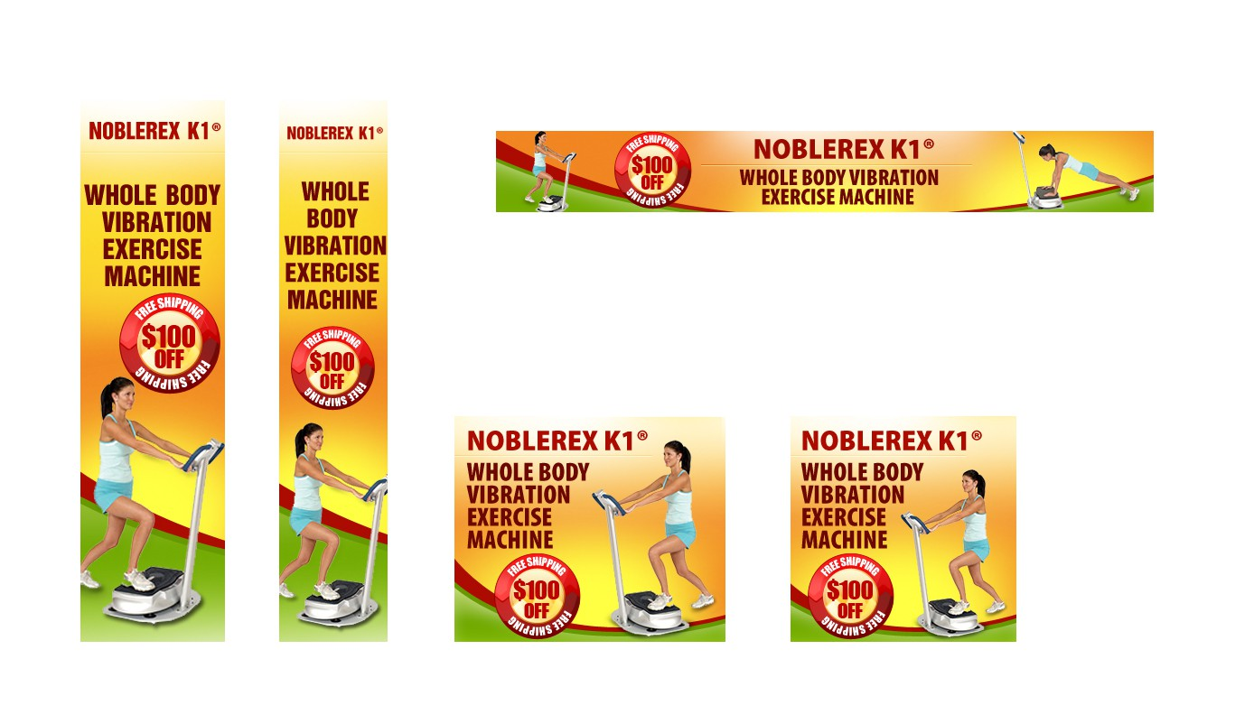 Help Noblerex K1 with a new banner ad