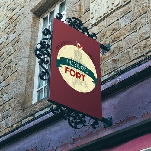 Logo - Fort York Pizzeria