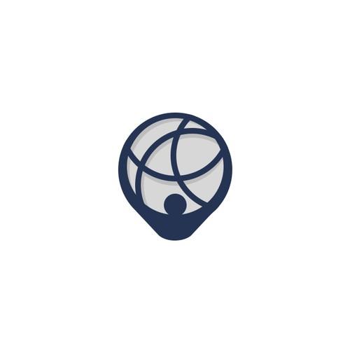 Atlas Bend Properties logo concept