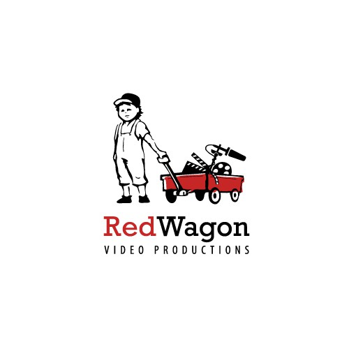 Logo for Red Wagon Video Productions
