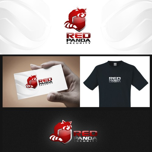 Help Red Panda Security with a new logo