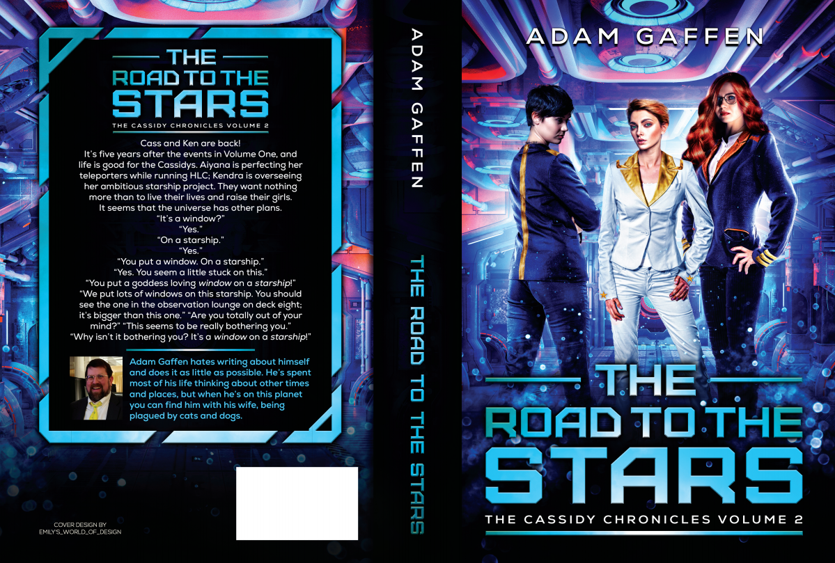 The Cassidy Chronicles Volume 2: The Road to the Stars