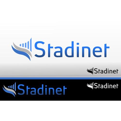 Logo y tarjetas de Stadinet