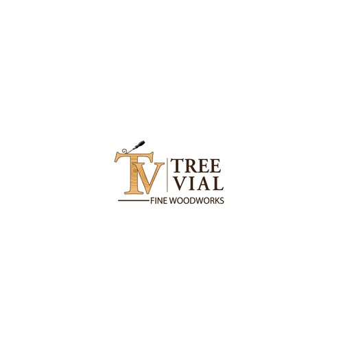 Fine woodworks company needs NEW logo
