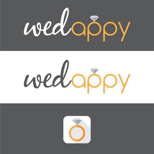 Create a Bold, Stylish yet Simple Logo for a Wedding Planning App/ Portal