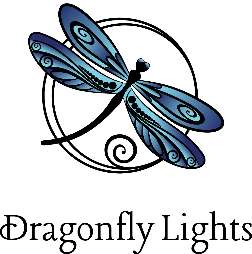 Dragonfly Lights blog needs jewelry worthy logo!!
