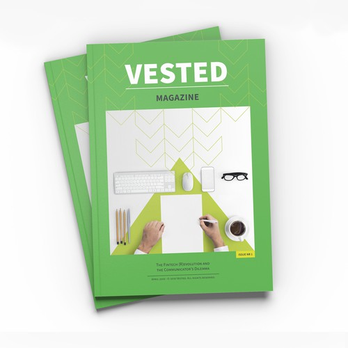 Vested, Magazine
