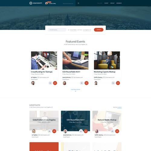 CEO Meetup Platform