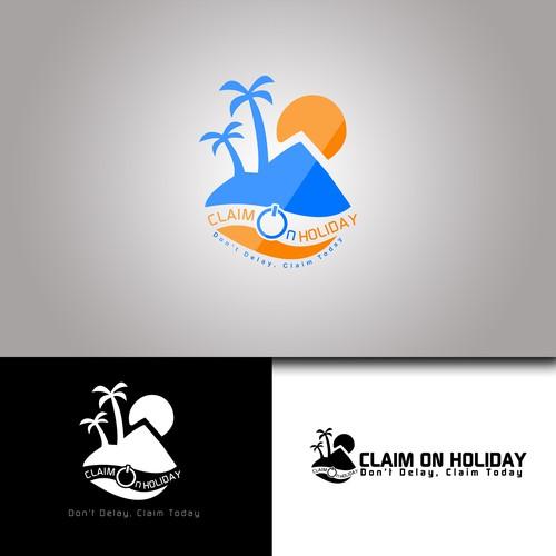 claim on holiday