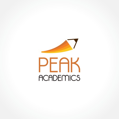 Logo for Peak Academics