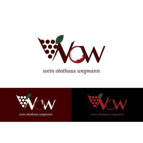 Logo for Wine and Fruits Store