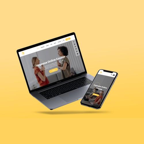 Starseite Website Design