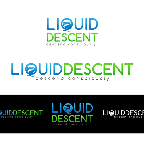 logo for Liquid Descent