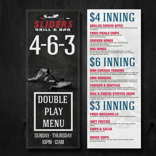 Help Sliders Grill & Bar with a new business or advertising