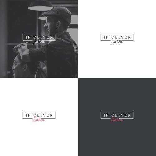 JP Oliver — Logo Concept