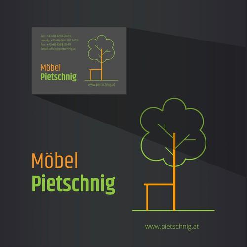 "Logo for company ""Möbel Pietschnig"""