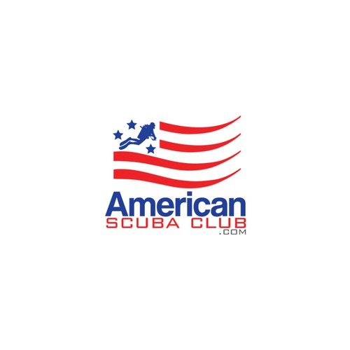 Create a winning Logo for the American Scuba Club