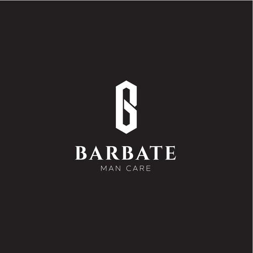 Logo design for new beard care company / Barbate
