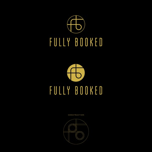 Fully Booked Logo