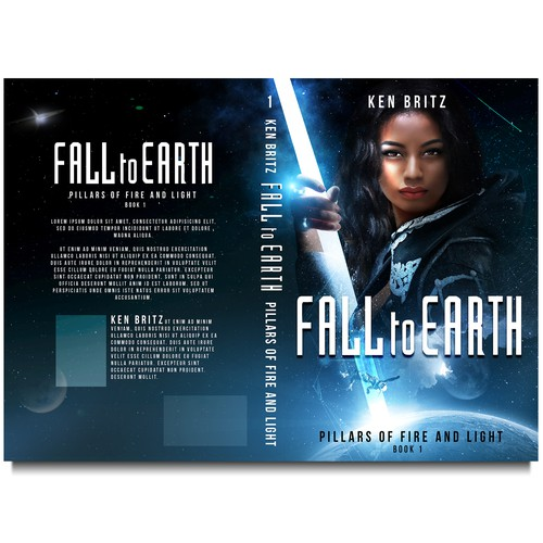 Book cover Fall To Earth