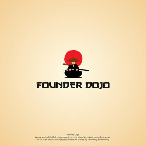 Concept Logo Founder Dojo