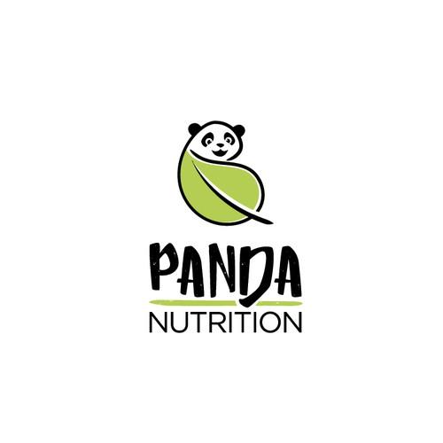 Natural Panda logo