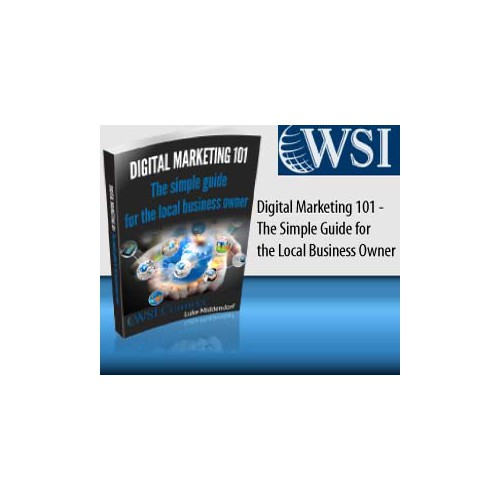 Digital Marketing 101 eBook