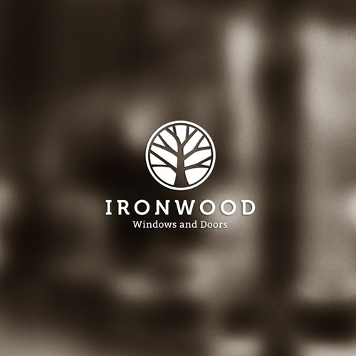 Create clasic and simple but creative and captivating logo design for timber window company