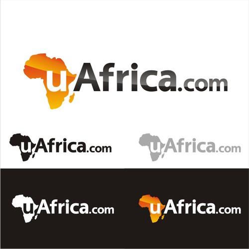 Logo design for uAfrica.com