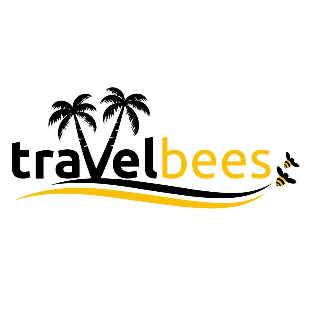 Travelbees sucht ein elegant herausstechendes Logo, das mit um die Welt reist