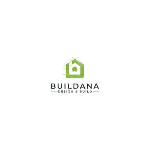 Buildana logo concept