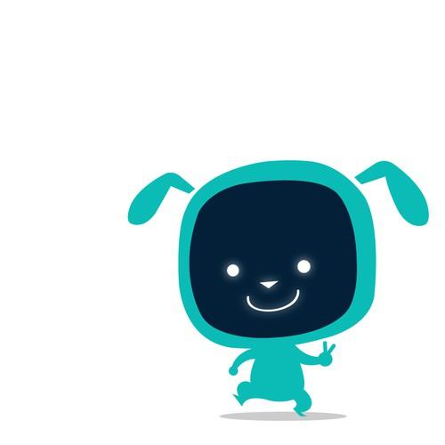 Hi-Tech Mascot
