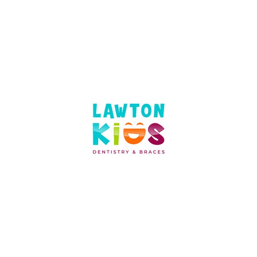 Logo for Kids Dental office