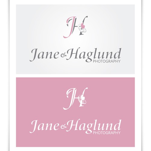 logo for Jane (&) Haglund Photography *GUARANTEED*