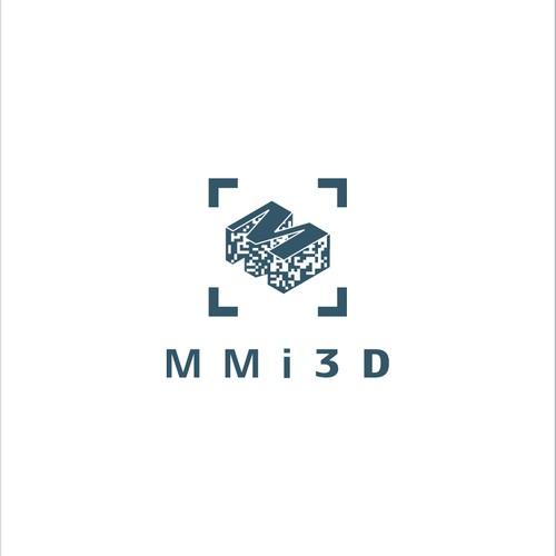 Logo concept for MMi 3D