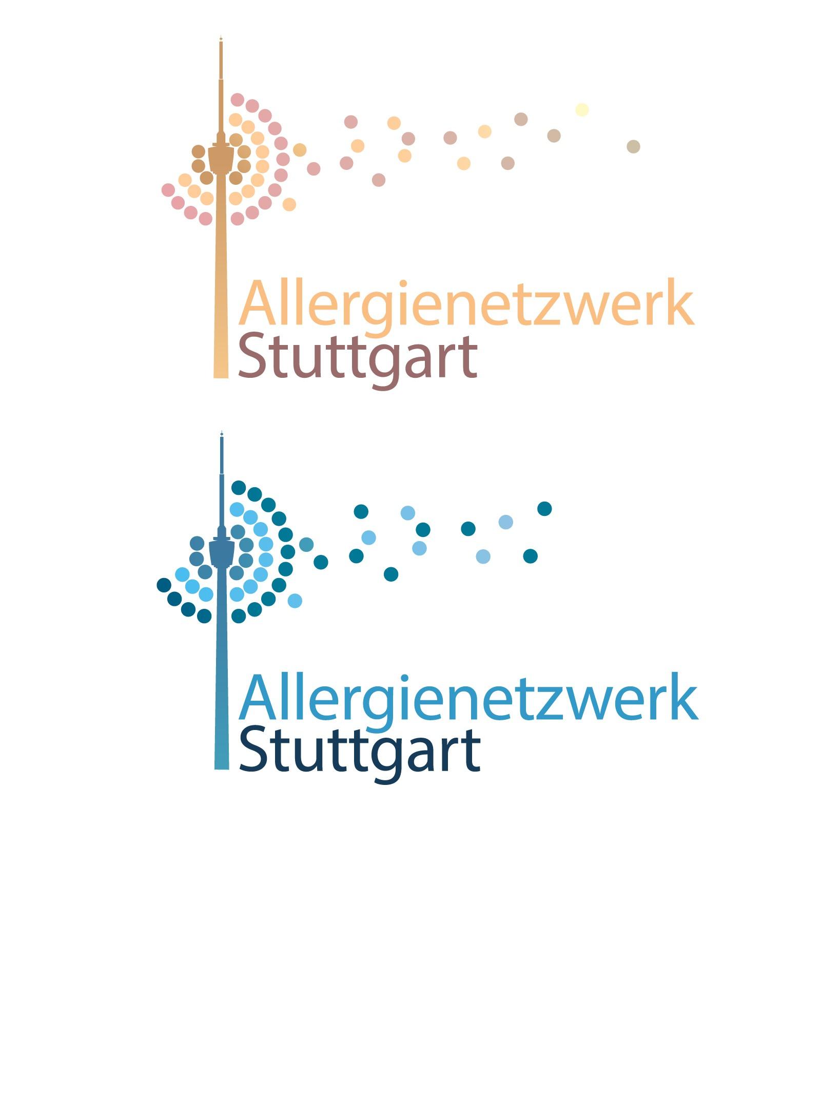 A newly designed logo for the Stuttgart allergy doctors!